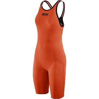 PS CARBON KNEESKIN - OPEN - ORANGE