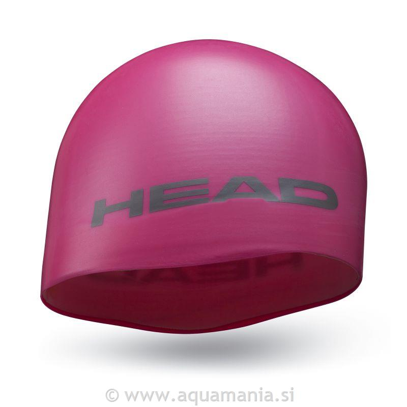 MOULDED SILICONE ROZA - HEAD