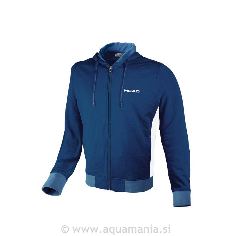 FLEECE ZIPPER - ODRASEL - MORNASKO MODRA